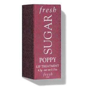 Sugar Lip Treatment SPF15, POPPY, large