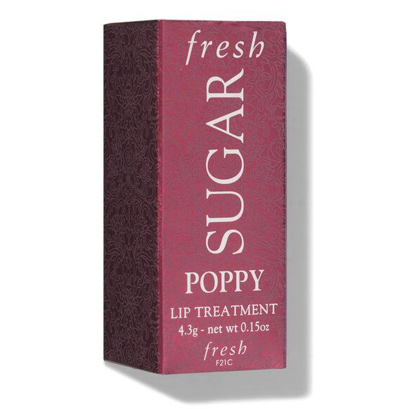 Sugar Lip Treatment SPF15, POPPY, large, image5