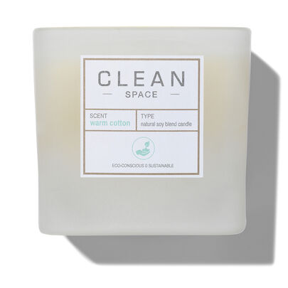 Warm Cotton Candle