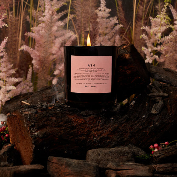 Ash Scented Candle, , large, image3