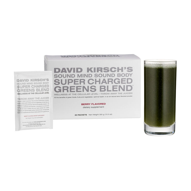 Super Charged Greens Blend, , large