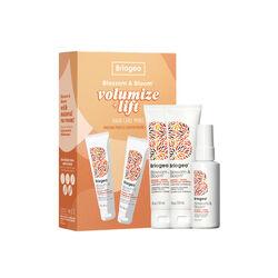 Blossom & Bloom Volumize & Lift Hair Care Minis, , large