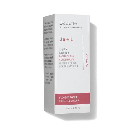 Jo+L Clogged Pores Serum Concentrate (Jojoba + Lavender), , large, image4