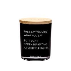 They Say You Are What You Eat Candle, , large