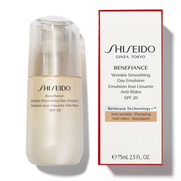 Benefiance Wrinkle Smoothing Day Emulsion SPF 20, , large, image4