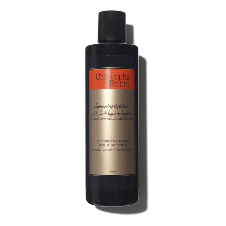 Regenerating Shampoo with Rare Prickly Pear Seed Oil, , large