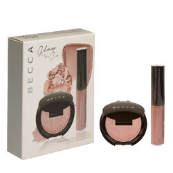 Rose Gold Glow On The Go Kit, , large