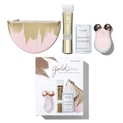 NuFACE® Gold Mini  Express Skin Toning Collection, , large