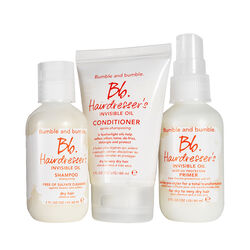 Hairdresser's Invisible Oil Travel Trio, , large