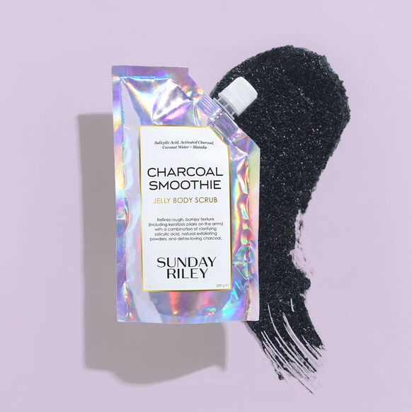 Charcoal Smoothie Body Scrub, , large, image3