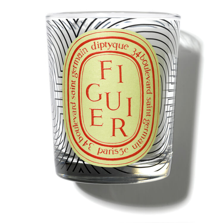 Scented Candle Graphic Collection Figuier, , large