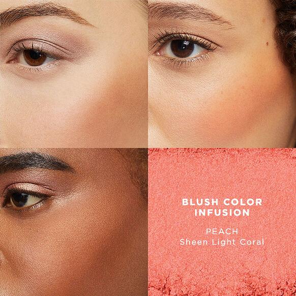 Blush Colour Infusion, PEACH  , large, image3