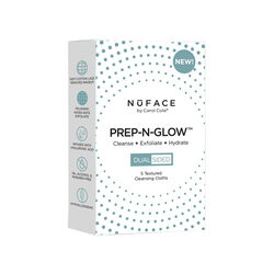 Prep-N-Glow Cleansing & Exfoliating Cloths (5 cloths), , large