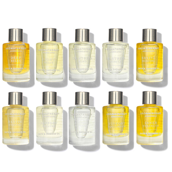 Ultimate Wellbeing Bath & Shower Oil Collection, , large, image2