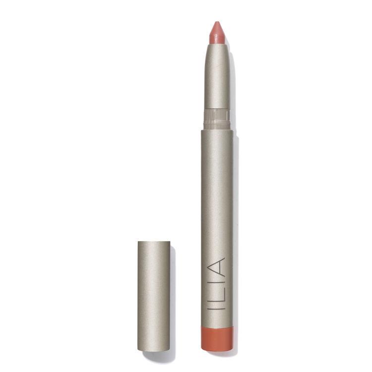 Satin Cream Lip Crayon, WALK THIS WAY, large