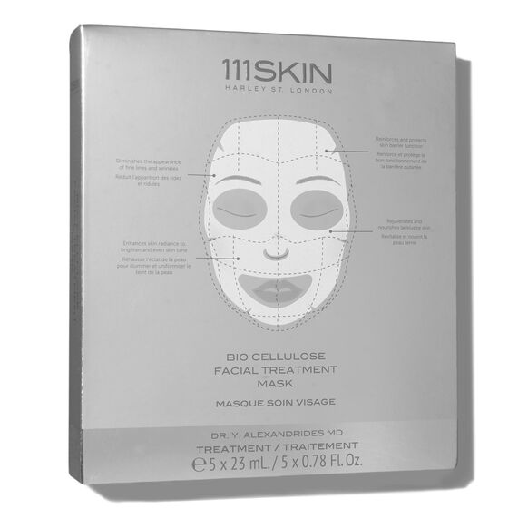 Bio Cell Facial Treatment Mask, , large, image3
