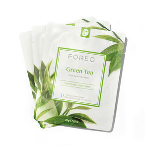 Farm To Face Sheet Mask - Green Tea