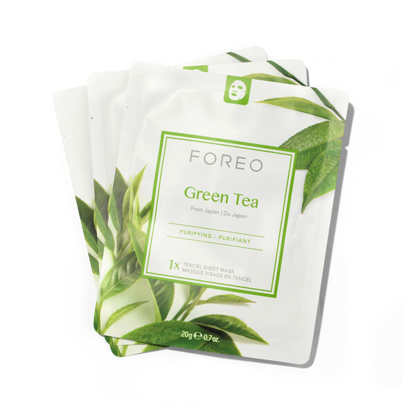 Farm To Face Sheet Mask - Green Tea, , large, image_1
