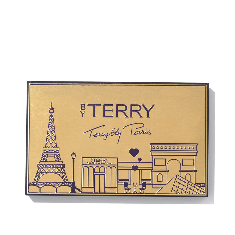 Terribly Paris Vip Expert Palette Paris By Night, , large