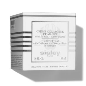 Night Cream With Collagen, , large