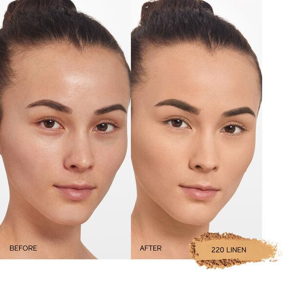 Synchro Skin Self-Refreshing Custom Finish Powder Foundation, 220, large, image3