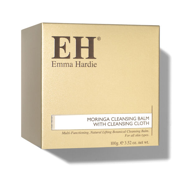 Moringa Cleansing Balm with Cleansing Cloth, , large, image5