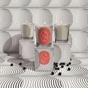 Scented Candle Graphic Collection Baies, , large