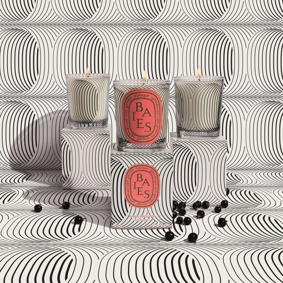 Scented Candle Graphic Collection Baies, , large, image5