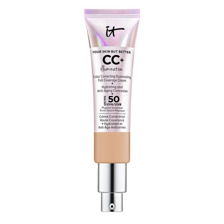 CC+ Cream Illumination SPF50+, , large