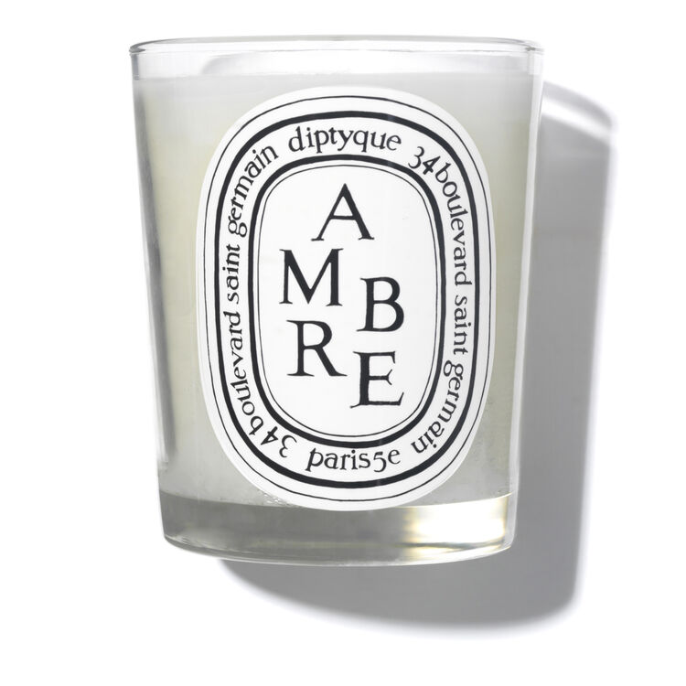 Ambre Scented Candle, , large