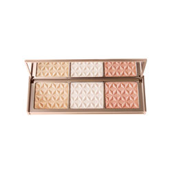 Rose Gold Bar Highlighting Palette, , large