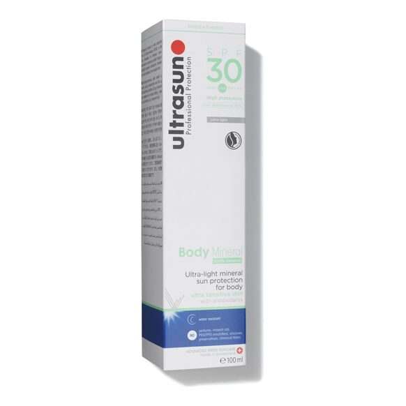 Body Mineral SPF30, , large, image4