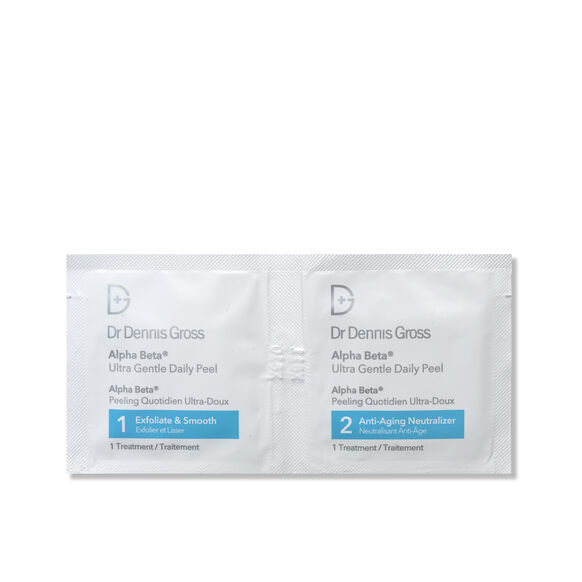 Alpha Beta Ultra Gentle Daily Peel - 30 Application Packettes, , large, image2