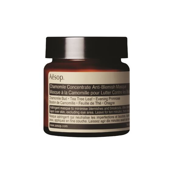 Chamomile Concentrate Anti-Blemish Masque, , large, image1