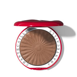 Limited Edition Real Bronze Gel-Powder Bronzer Compact, SIRENA, large