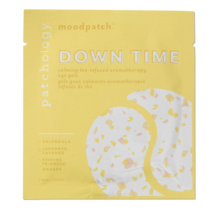 "Moodpatch ""Down Time"" Calming Tea-Infused Aromatherapy Eye Gels, , large"