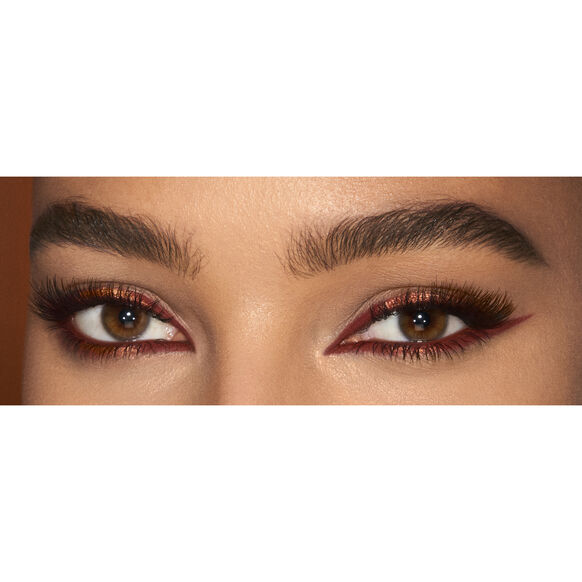 Double Ended Liner, MESMERISING MAROON, large, image3