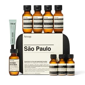 Sao Paulo City Kit Parsley