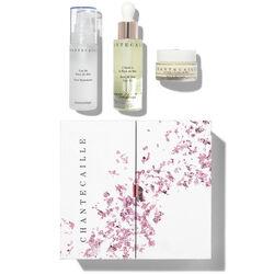 Radiance Brighteining Essentials: Rose De Mai Set, , large