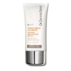 Instant Radiance Sun Defense Sunscreen Broad Spectrum SPF40, M/D 50ML, large