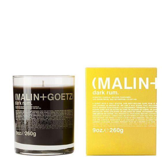 Dark Rum Candle, , large, image1