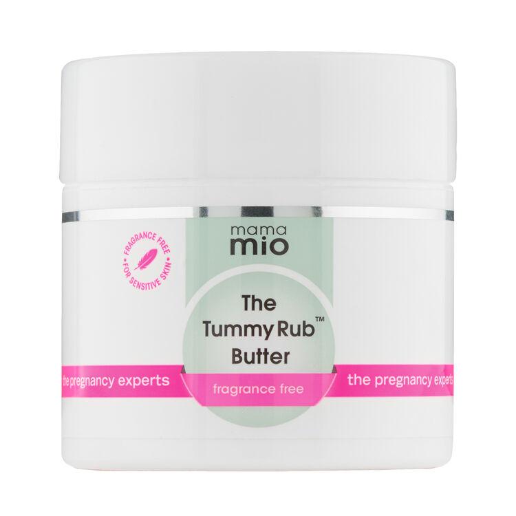Tummy Rub Butter Fragrance Free, , large