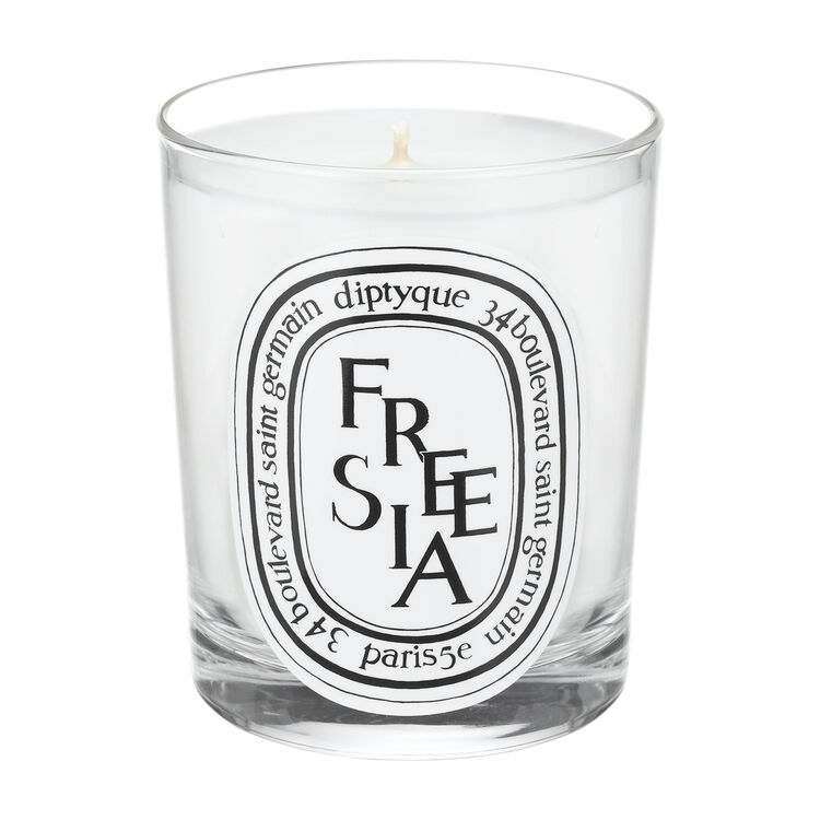 Freesia Scented Candle 190g, , large