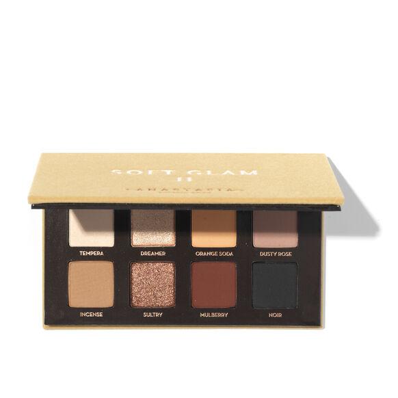 Soft Glam II Mini Eyeshadow Palette, , large, image1
