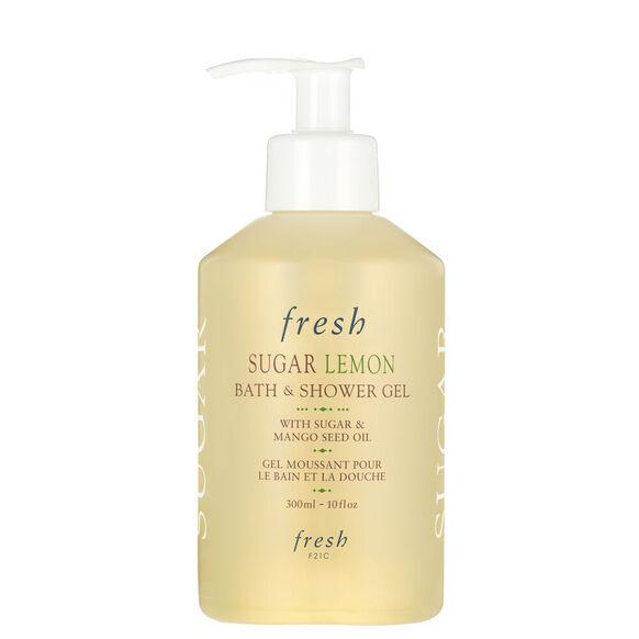 Sugar Lemon Bath & Shower Gel, , large, image1