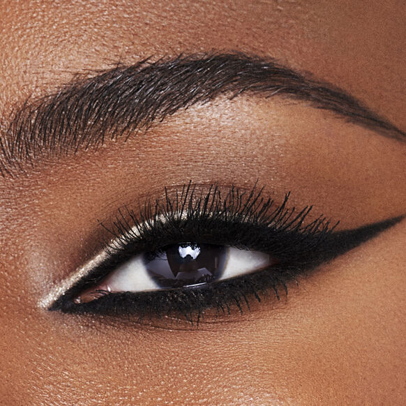 Hollywood Exagger-eyes Liner Duo, BLACK, large, image4