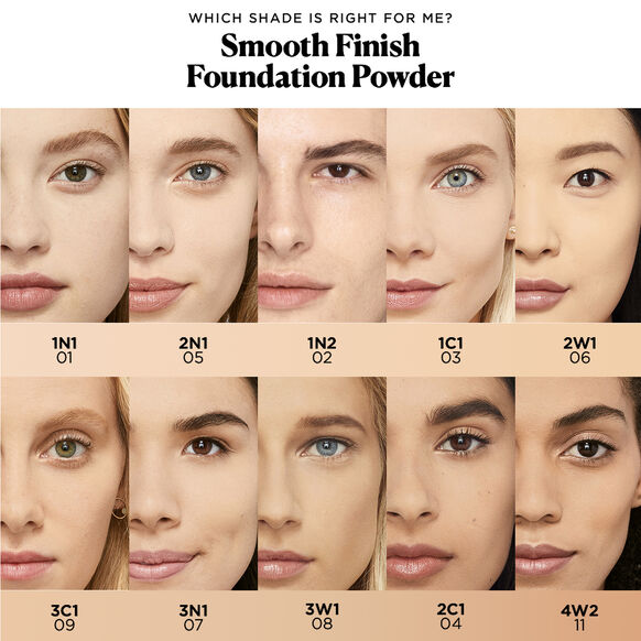 Smooth Finish Foundation Powder, 1N1 01, large, image5