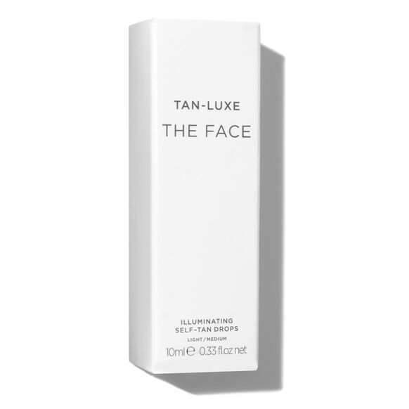 The Face Illuminating Tan Drops Travel Size, LIGHT/MEDIUM 10ML, large, image4
