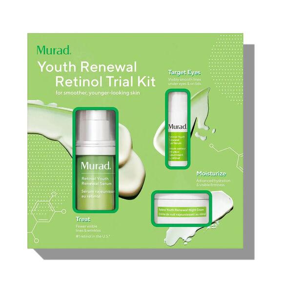 Youth Renewal Retinol Trial Kit, , large, image_1