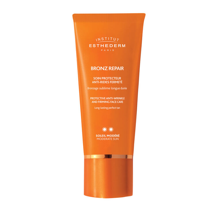 Bronz Repair Cream Moderate Sun, , large